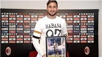 Vượt hiện tượng Mbappe, Donnarumma đoạt giải Cầu thủ tuổi teen hay nhất thế giới