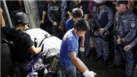 Quán bánh ở Philippines bị ném lựu đạn, 27 người thương vong