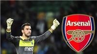 Arsenal nhắm đồng đội của Ronaldo để thay thế Petr Cech