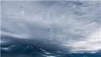 VIDEO: Kỳ vĩ 'mây ngày tận thế' vần vũ trên bầu trời