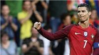Ronaldo sánh ngang Kiatisuk trong Top 10 chân sút vĩ đại nhất cấp ĐTQG