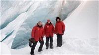 Tổng thống Putin lên Bắc Cực khoan băng