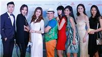 Xuân Bắc - Lã Thanh Huyền diện 'tone sur tone' trong buổi ra mắt phim 'Cha cõng con'