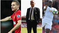 Vidic ca ngợi Bailly, HIẾN KẾ cho Mourinho xây hàng thủ