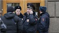 Đã xác minh kẻ tấn công tàu điện ngầm tại Nga là người Kyrgyzstan
