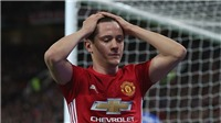Man United của Jose Mourinho tái hiện 'taca-dada' của David Moyes