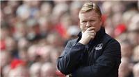 Fan Everton nổi giận vì Koeman tạo điều kiện cho... Man United có điểm