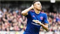 CỘNG ĐỒNG MẠNG tranh cãi về việc Man United gia hạn với Lingard