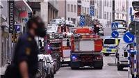 Vụ tấn công khủng bố ở Thụy Điển: Khả năng nghi phạm bị bắt giữ là tài xế xe tải
