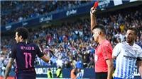 Neymar ném Barcelona vào bụi hồng đầy gai