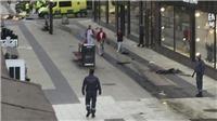 IS chủ mưu vụ tấn công bằng xe tải ở Thụy Điển