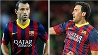 Mất Busquets, Barca sẽ đá thế nào ở Turin?