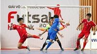 Thái Sơn Nam vươn lên dẫn đầu giải Futsal VĐQG 2017