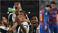 'MSN hoàn toàn tắt điện, sập nguồn, bị Juventus bỏ gọn vào túi'