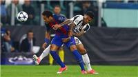 Dani Alves: 'Juve mạnh quá, chứ không phải Barca yếu'