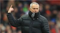 Man United: Dù thế nào, Mourinho vẫn đang đi đúng hướng