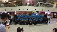 U20 Việt Nam đầy quyết tâm trước chuyến tập huấn Đức