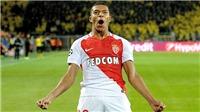 Kylian Mbappe: Hoàng tử của Monaco khiến M.U và Chelsea sẵn sàng chi 'tiền tấn'