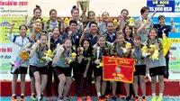 Giải bóng chuyền nữ quốc tế VTV9 Bình Điền 2017: Nhớ lắm, Tây Ninh!