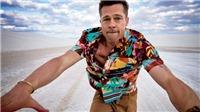 Brad Pitt hốc hác nói về cuộc sống đang 'giống như cái chết' của mình