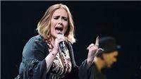 Adele thành 'triệu phú âm nhạc', lập doanh thu kỷ lục ở Anh