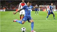 Đỉnh cao ở Barcelona nhưng ở Juventus, còn lâu Dani Alves mới hết thời