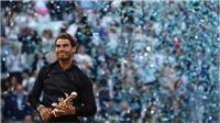 Lần thứ 5 vô địch Madrid Masters, Nadal san bằng kỷ lục của Djokovic, qua mặt Federer