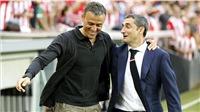Barcelona sẽ hồi xuân nhờ Valverde?