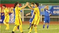 Sân đấu vắng khán giả, chuyện muôn năm cũ của bóng đá nữ Việt Nam
