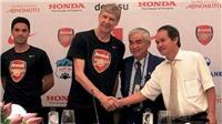 Arsenal 'dứt tình' HAGL: Thất bại trong việc xuất khẩu cầu thủ đi châu Âu