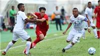 U22 Việt Nam thắng Timor Leste, HLV Lê Thụy Hải ấn tượng nhất Công Phượng