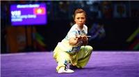Nhà vô địch SEA Games 29 nghẹn ngào khi nhắc tới bố