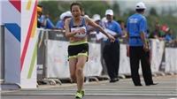Điền kinh hụt HCV marathon vì sai lầm chiến thuật