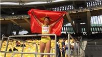 Bùi Thị Thu Thảo: Nhà vô địch SEA Games từng làm thợ xây, phu hồ vì… nông nổi