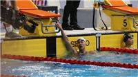 SEA Games ngày 23/8: Ánh Viên chỉ có HCB 100m tự do, thất bại ở 50m bướm