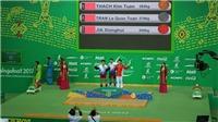 Thạch Kim Tuấn giành HCV AIMAG5 vì đối thủ quá yếu