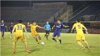 'Bắn hạ' B.Bình Dương, SLNA tiến dài đến Cup quốc gia 2017