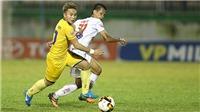 Công Vinh sắp mất 'Ronaldo Việt Nam'
