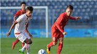 Video clip bàn thắng trận U23 Việt Nam 1-2 U23 Hàn Quốc