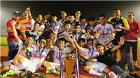 Thắng 3 sao, U21 HAGL lần đầu vô địch