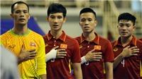 Link trực tiếp bóng đá futsal Việt Nam vs Bahrain (15h30, 3/2)