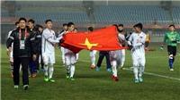 Xem trực tiếp chung kết U23 châu Á, U23 Việt Nam - U23 Uzbekistan (VTV)
