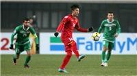 Phan Văn Đức: 'Thí sinh đậu vớt' thành 'người hùng' của U23 Việt Nam