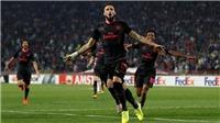 Video clip highlights bàn thắng trận Crvena Zvezda 0-1 Arsenal