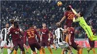 Ngược dòng ngoạn mục, Roma quyết không cho Juventus vô địch sớm