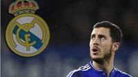 Hazard khiến Chelsea lo sốt vó sau khi Real giành Champions League