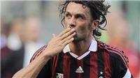 Tại sao Maldini là hậu vệ huyền thoại mà không cần tắc bóng?