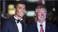 Ai là người có thể đưa Ronaldo về Man United?