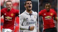 Mourinho đối mặt với bài toán khó nhất ở hàng công Man United