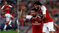 Lacazette đá chính nhưng tịt ngòi, Arsenal vẫn thắng nhờ 'người thừa'... Giroud